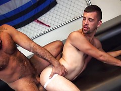 Alessio Romero and Josh Stone