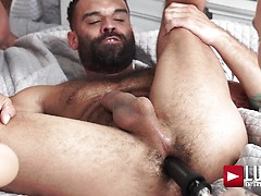 Ass-hammering Hardware Fire Island Orgy (Part 01)