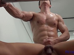 """PeterFever East Brings Gay Sex Sizzle to Martial Arts Action in New """"Masters of the Iron Cock"""""""
