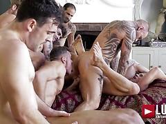 Belvedere Breeding Orgy (Part 02)