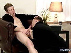 Pounded By A Hung Straight Guy - Justin Blaber & Daniel Johnson