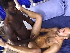 Max Blaxx & Michael Mission RAW