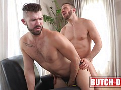 Ryan Wilcox and Conrad Logun fuck