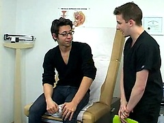 Nelson gets examed by the doctor. What will happen next?