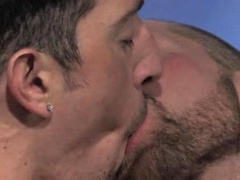 Jimmy Durano and Adam Herst in \'So Into You\'\'