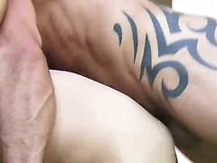 Fernando Torres rides Adam Killian\'s cock