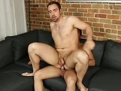 Alec's First Fuck: Taking It Like A Champ!