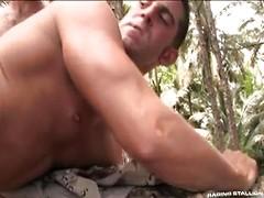 Deep jungle fucking