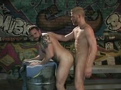 Check those two hotties having on hot butt fucking time!