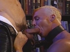 Master Rips his Slave's Ass