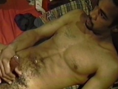 Stress relieving cock stroking
