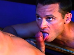 Cock sucking from these 2 hot boys