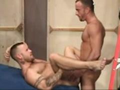 Men Live: Ben Brown And Steve Vex Fucking