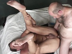 A Ride Home Ends in Hot Anal Sex