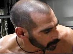 Big fist drills gay ass