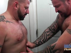 Marc Angelo and Cooper Hill
