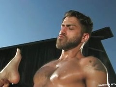 Raging Stallion – Adam Ramzi & Seven Dixon
