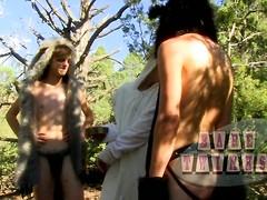 Furry Wilderness Threesome! - Alex Jordan, Benjamin Riley And Jason Valencia