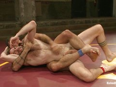 "Clayton ""Pile-Driver"" Kent vs. Alessio ""El Lobo"" Romero - The Hairy Match"