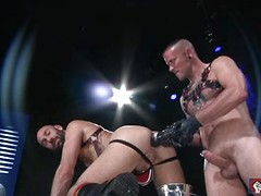 Club Inferno Dungeon - Fist Fuckers (Scene 3)