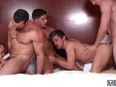There's Something About Johnny Part 5 - JO - Johnny Rapid - Jaxton Wheeler - Jake Jammer - Johnny Forza & Ty Roderick