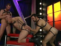 Club Inferno Dungeon - Big Bad Wolf (Scene 2)
