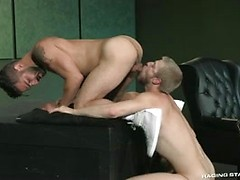 Raging Stallion - Logan Stevens & Adam Ramzi