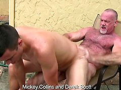 Mickey Collins & Derek Scott