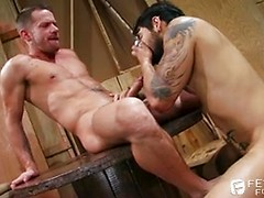 Fisting Central - Draven Torres & Shane Frost
