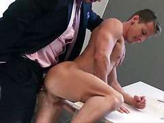 He Morning After. Starring Adam Champ & Adrius Ferdynand