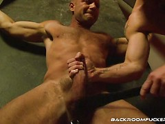 A Stimulating Fuck. Chad Brock and Moran Black.