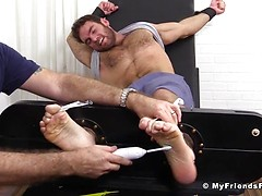 Chase LaChance Is Back For More Tickle Torture - Chase