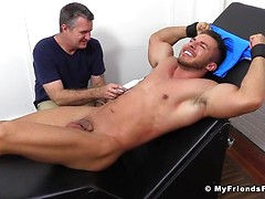 Michael Fitt Tickled Nude - Michael