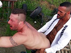 BRAWL.Starring DENIS VEGA & introducing HUGH HUNTER