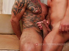 Latin Men Rafael Lords And Xavier Hux Flip Fuck