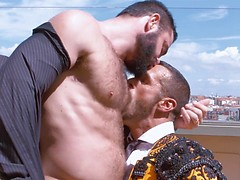 The Bullfighter. Starring Denis Vega & Jessy Ares