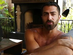 Adam Ramzi Fucks Jeremy Spreadums