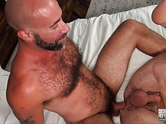 Damon Andros and Alex Mason