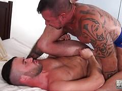 Alex Mason and Ray Dalton
