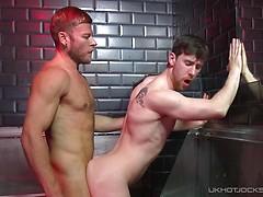 Underground - Matt Anders & Gabriel Phoenix