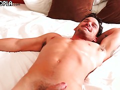 HOT Stud Blake Jackson JERKS Off