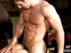 College Dudes - Jimmy Fucks Beau 2
