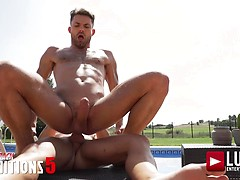 James Castle Bottoms For Alejandro Torres