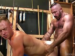Saxon West & Alessio Romero