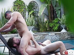 Colby Keller Fucks Jeremy Spreadums