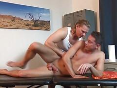 Trent Tarzan and Nick Gill