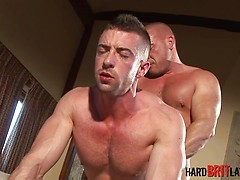Scott Hunter and Jake Lewis