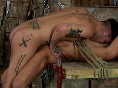Cum Hungry Butt Fucker! - Jack Green And Mickey Taylor