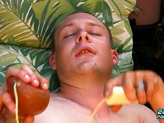 Ass Play Jack Off With Varg - Varg Leitwolf