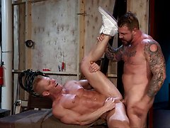 Backstage Pass 2 - Johnny V and Rocco Steele